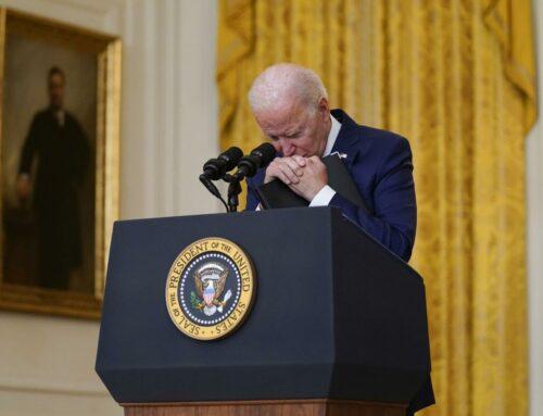 Biden's Failed Leadership Has Created Chaos and Destruction