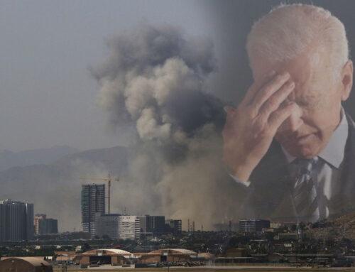Joe Biden, Mainstream Media & Afghanistan. Who Do We Trust?